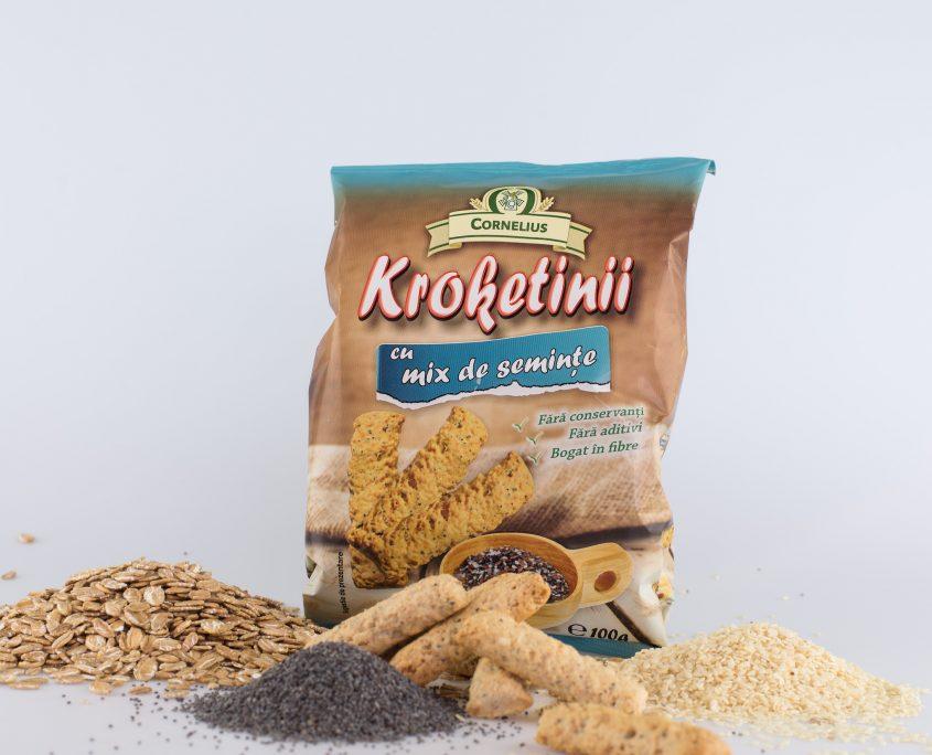 Kroketinii cu mix de seminte