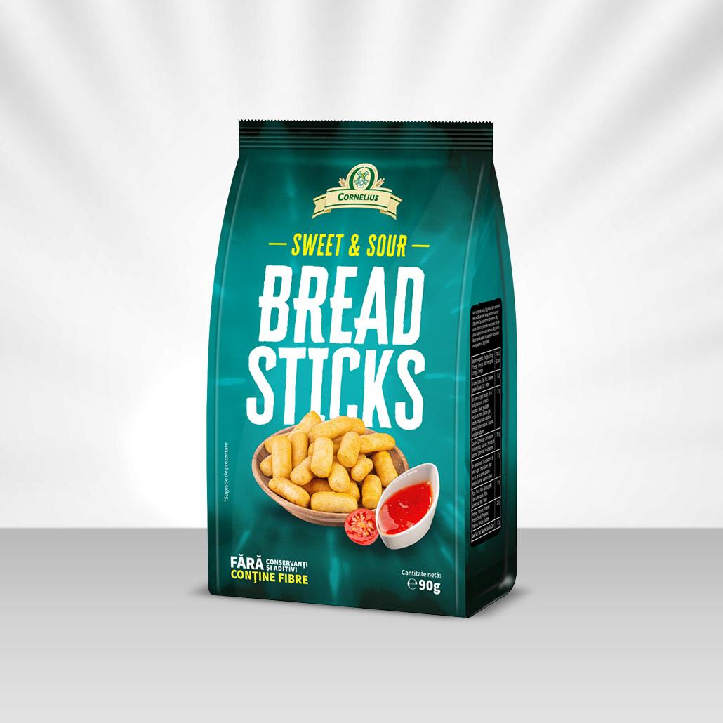 Bread Sticks Sweet & Sour